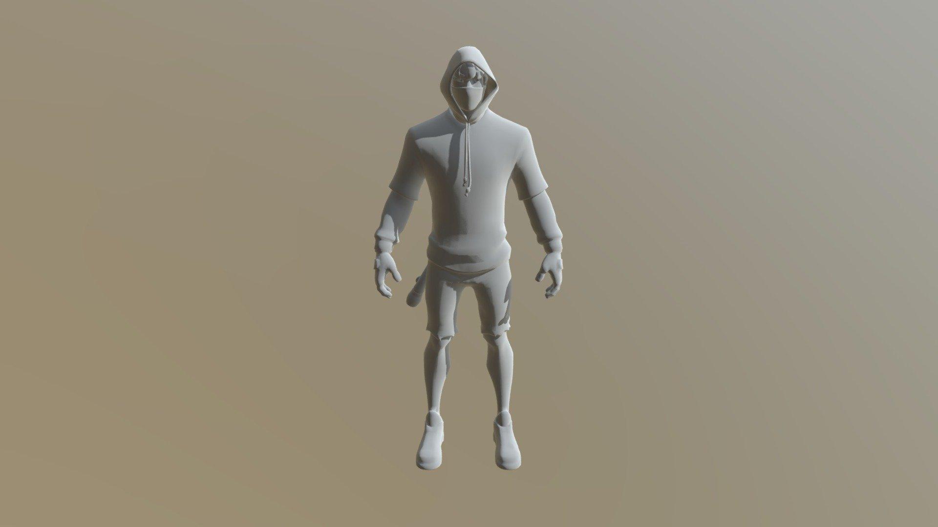 Ikonik Skin For Blender Download Free 3d Model By Lordfx Qrhfx59 13ced73 Sketchfab