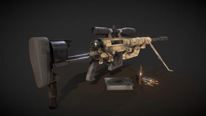 M200 Intervention 3D Model