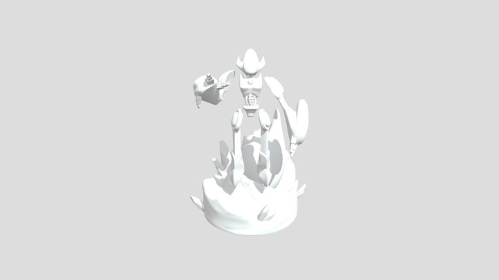Axon 3D Model
