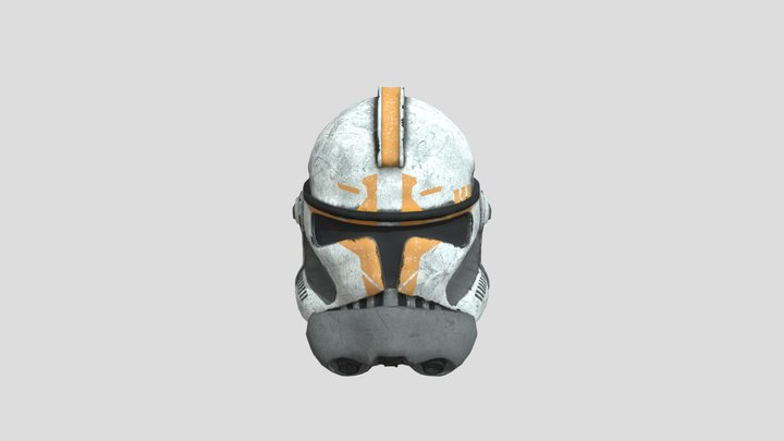 That one guys fucking dumb helmet 3D Model