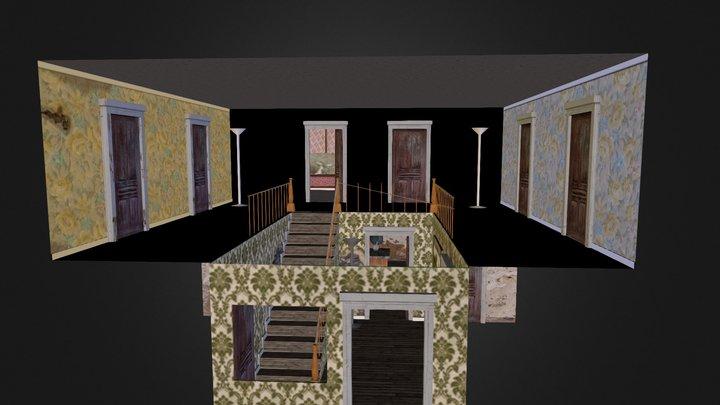 House Export 3D Model
