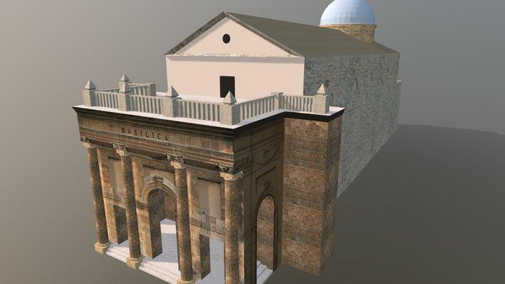 Cattedrale della Madonna del Ponte - Lanciano 3D Model
