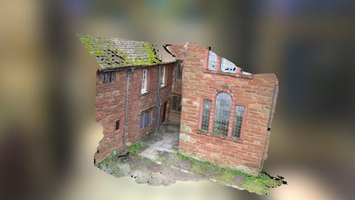 Acorn Bank 3D Model