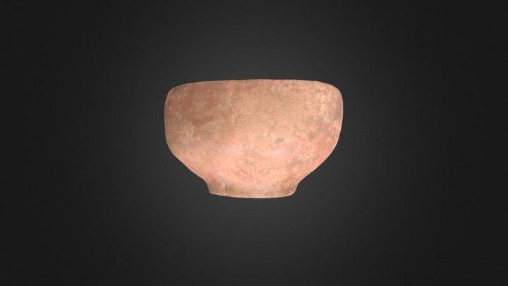 Neolithic Bowl (P927) 3D Model