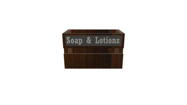 Soap - deepti 3D Model