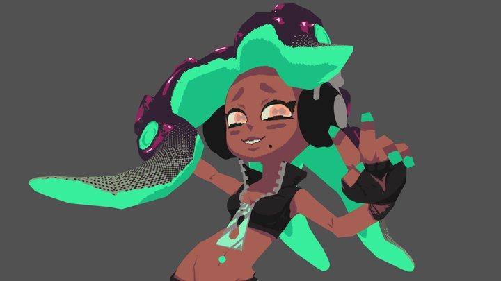 Marina (Off the Hook) 3D Model