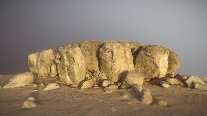 Rocks Photogrammetry scan 3D Model