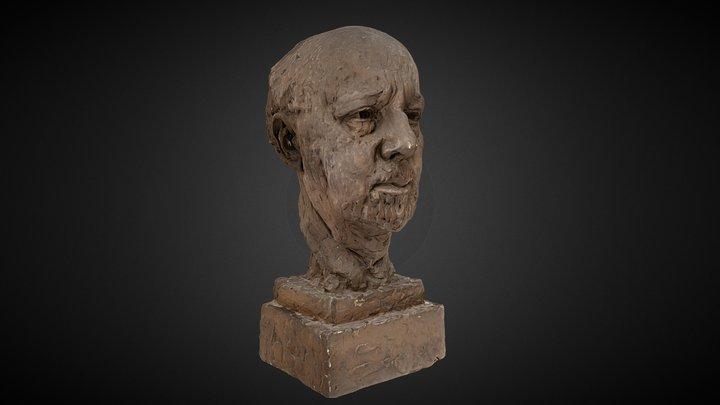 Bust of John Garstang 3D Model