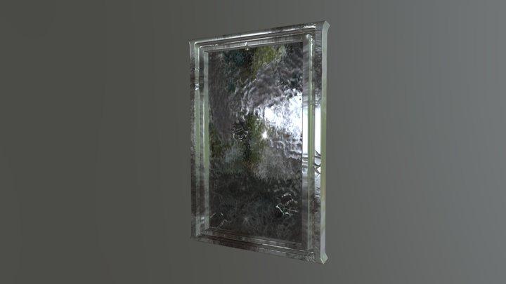 Haunted Mansion - Mirror 3D Model