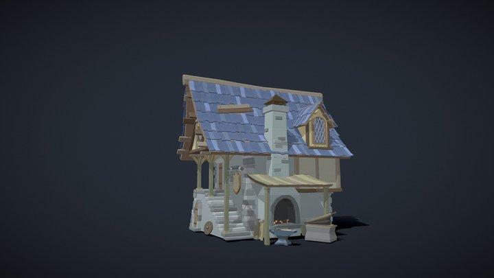 HW 6.3 Detail draft 3D Model