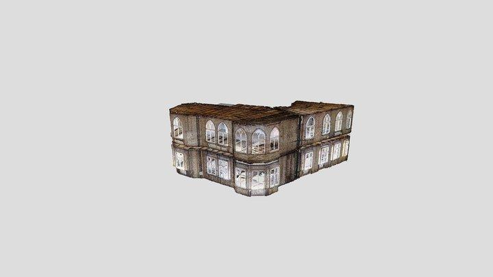 Apartament before construction 3D Model