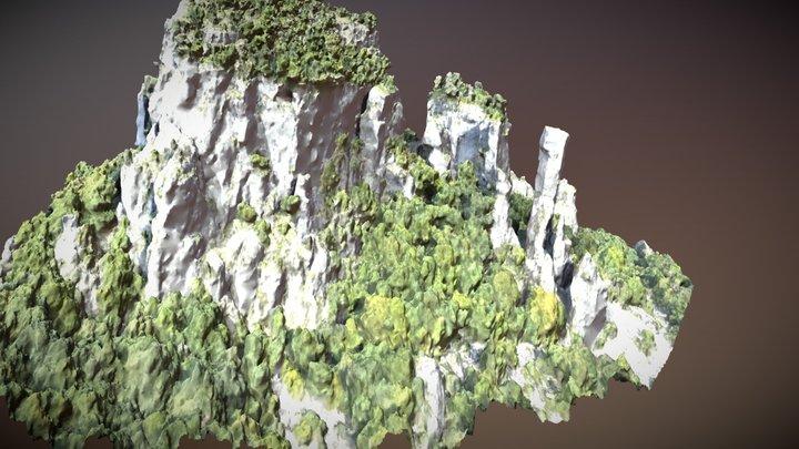 Tour saint jacques 3D Model