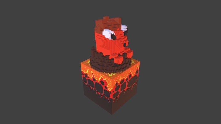 Digsour 3D Model