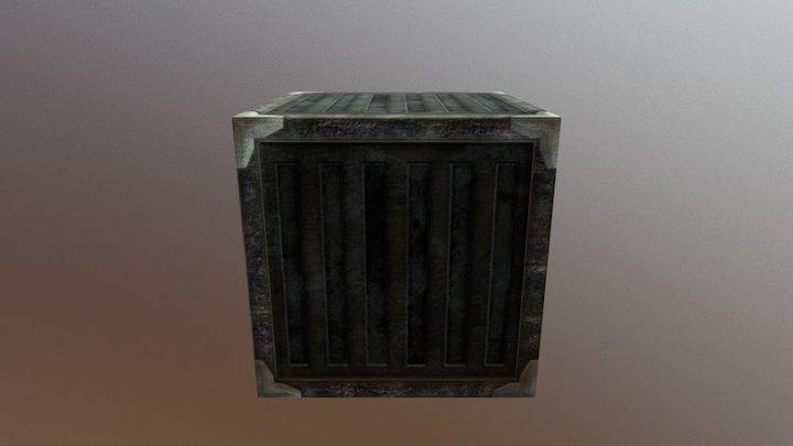 Techy Box 3D Model