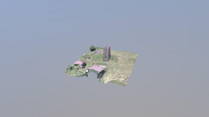 123 реконструкция 3D Model