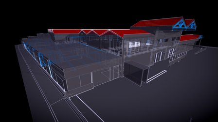 Gifi Argeles 3D Model