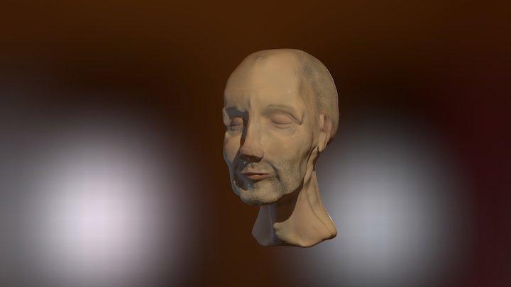 UncannyManny 3D Model