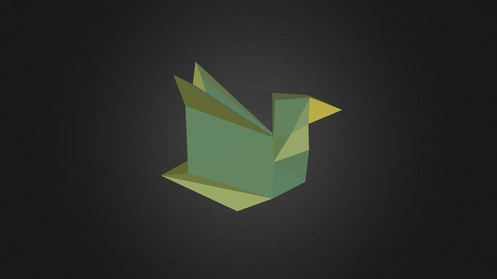 Duck4 3D Model