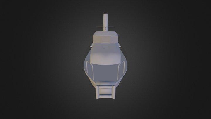 15meterLaunchRev2 3D Model