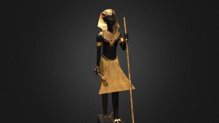 Guardian 3D Model