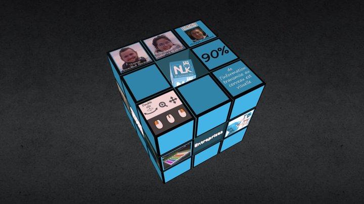 NowLook, Presentation 3D Model