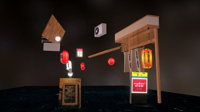 Day 23 of Learning 3d 🎮 3D Model