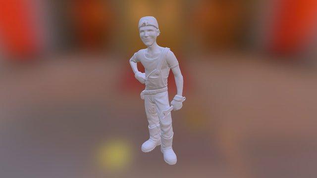 Tom 3D Model