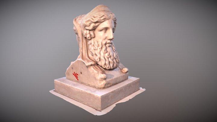 Erma Bifronte - Nemi (Italy) - photogrammetry 3D Model