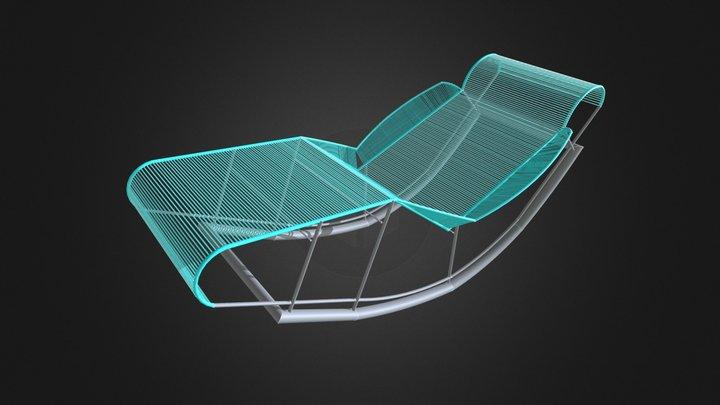 Hamadora del Salado 3D Model