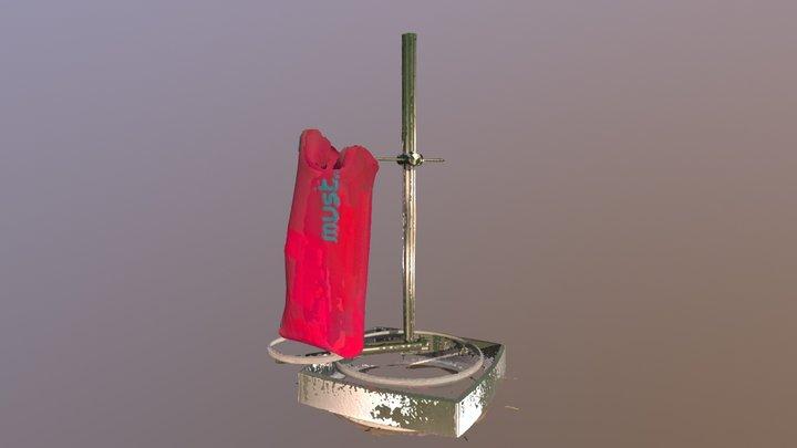 ΕΠΑΛ Καστοριάς (Project Τσαντάκι) 3D Model
