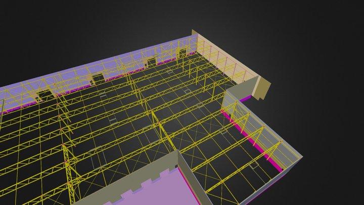 RLC Constructie 3D Model