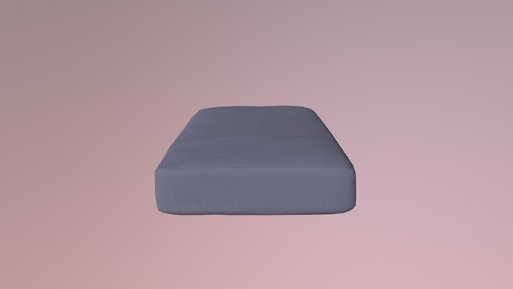 Sofa Final 3D Model