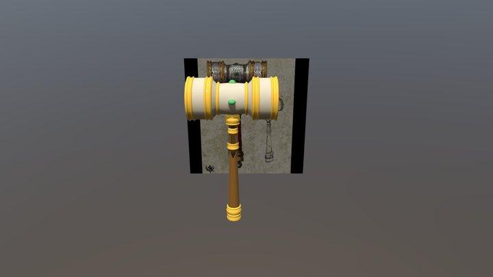 Sampo K- Warhammer 3D Model