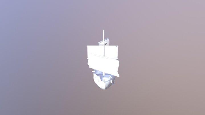 Galley 3D Model