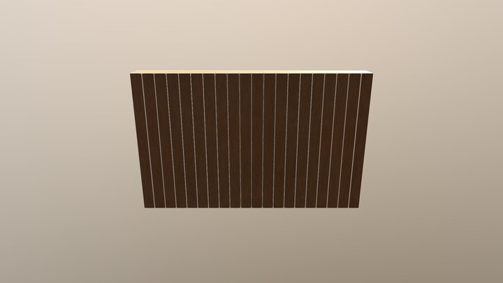 HSB wand cellulose 3D Model