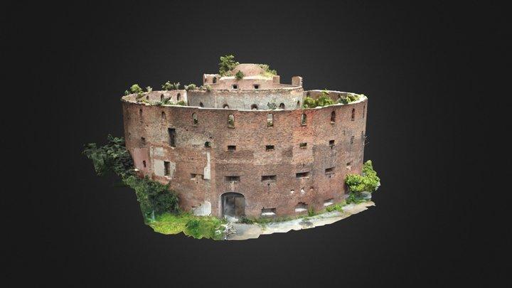 Montalembert Tower 3D Model