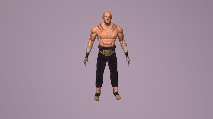Xedd 3D Model