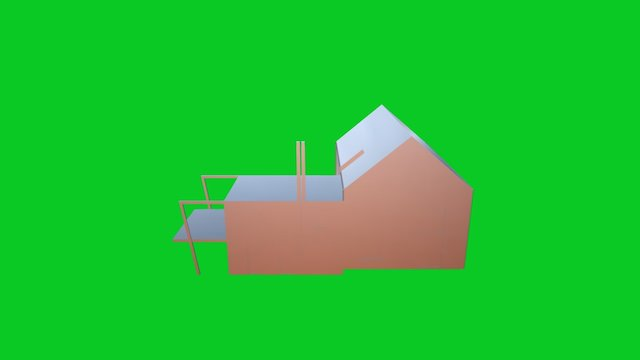 Bukovina 3D Model