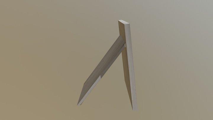 Pidgey Picture Frame 3D Model
