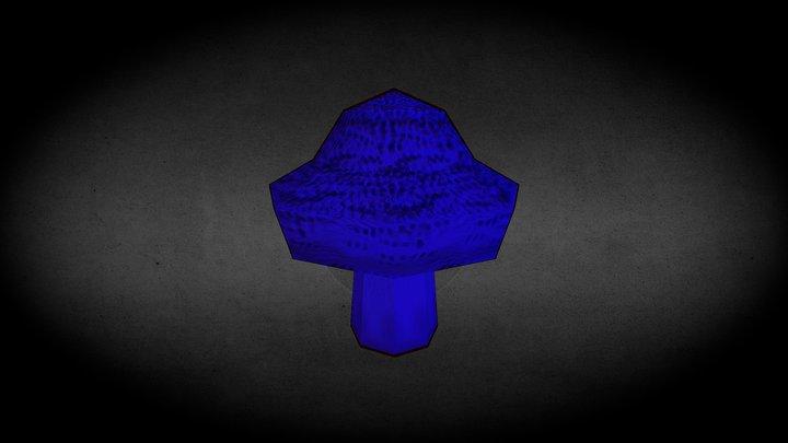 Hongo L O W Poly 3D Model
