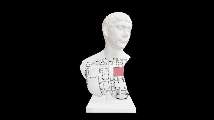 Crimson 3D Model