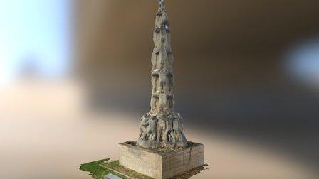 Castellers SD 3D Model