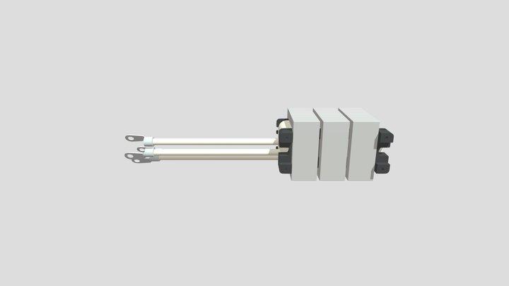 DEMS-65x81 3D Model