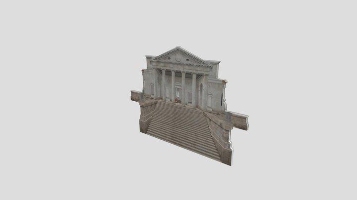 Permanent Impermanence 3D Model