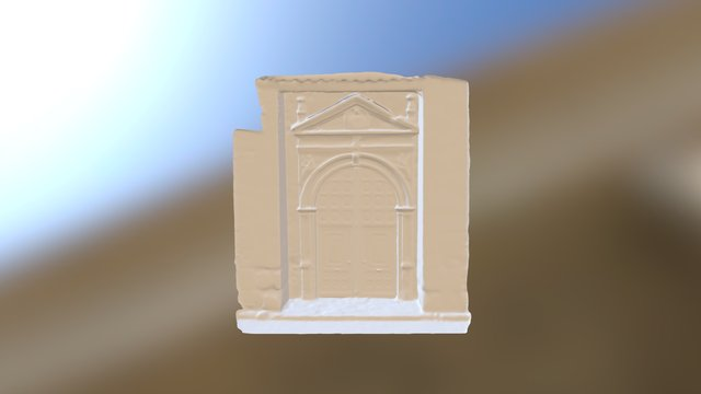 capitelruinasValeria 3D Model
