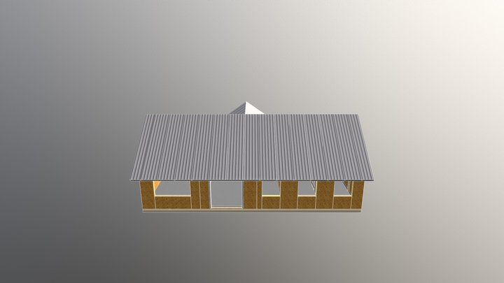 Projekt indywidualny 3D Model