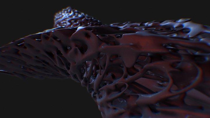 Arrow 3D Model