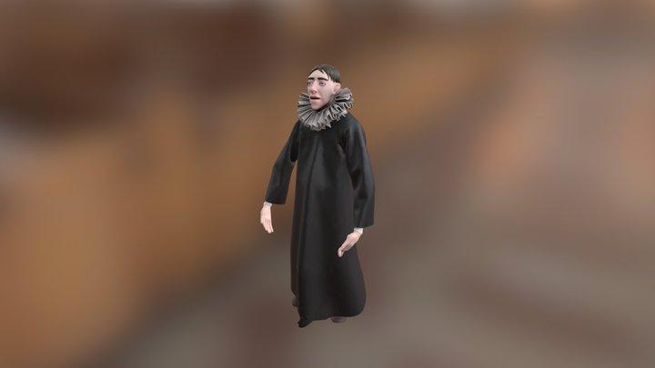 Henrik 3D Model