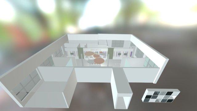807 3D Bovertis Final Edit 3D Model