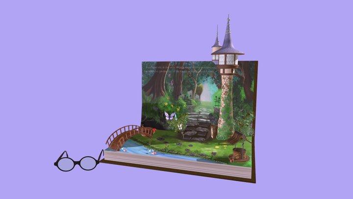 Fairy Tale Story 3D Model